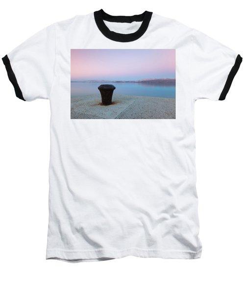 Quay In Dawn Baseball T-Shirt