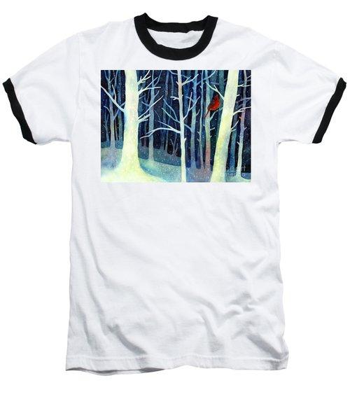 Quiet Moment Baseball T-Shirt