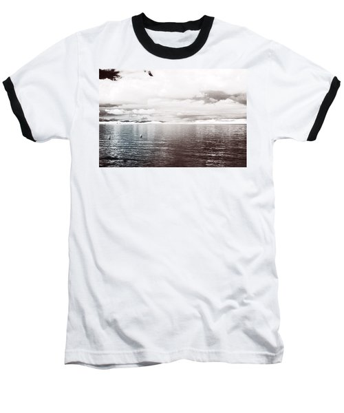 Quiet Waters Baseball T-Shirt