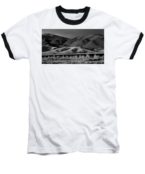 Baseball T-Shirt featuring the photograph Radiant by Brian Duram