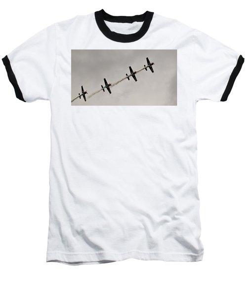 Raf Scampton 2017 - Global Stars In A Line Baseball T-Shirt
