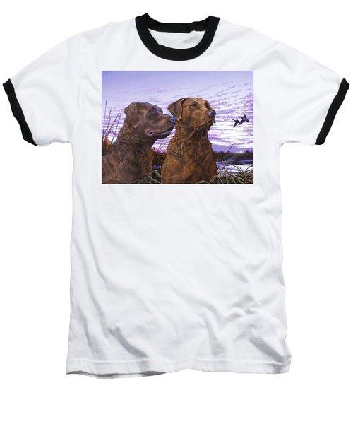 Ragen And Sady Baseball T-Shirt