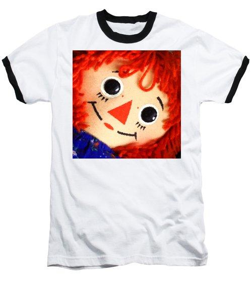 Raggedy Ann Baseball T-Shirt