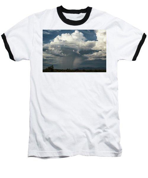 Baseball T-Shirt featuring the photograph Rain, Beautiful Rain  by Saija Lehtonen