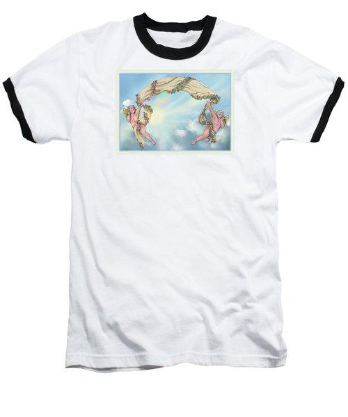 Rainbow Angels Baseball T-Shirt