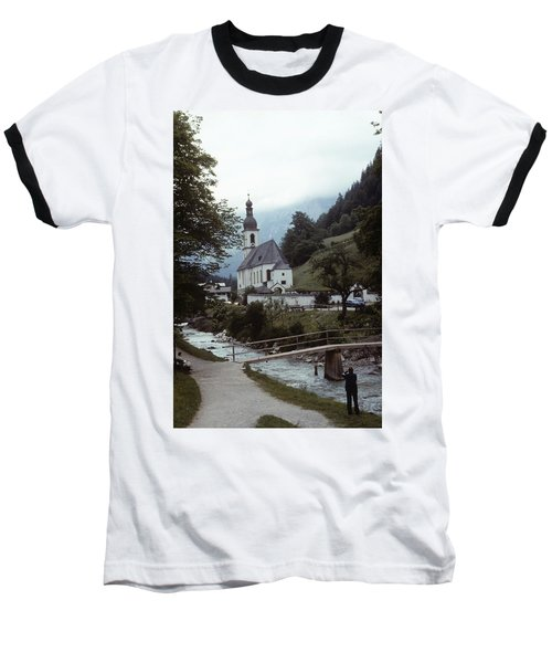 Ramsau Church Baseball T-Shirt