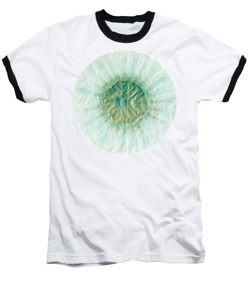 Rays Of The Sun Baseball T-Shirt by Lori Kingston