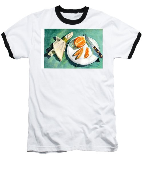 Ready For A Snack Baseball T-Shirt