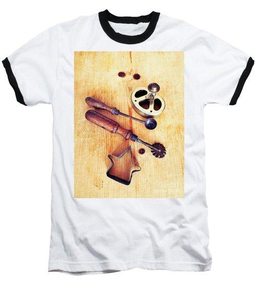 Ready For Baking Baseball T-Shirt