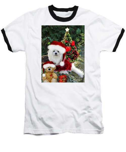 Ready For Christmas Baseball T-Shirt