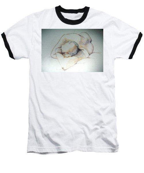 Reclining Study 3 Baseball T-Shirt