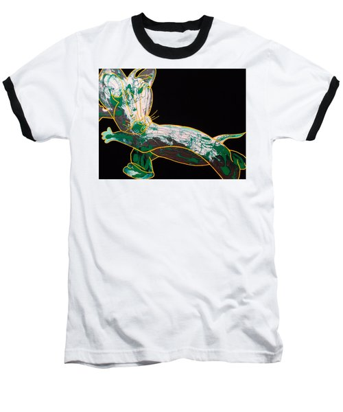 Recycle Baseball T-Shirt