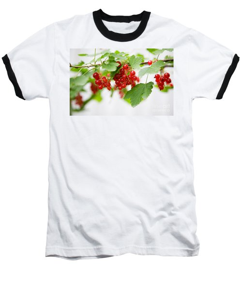 Red Currant Baseball T-Shirt