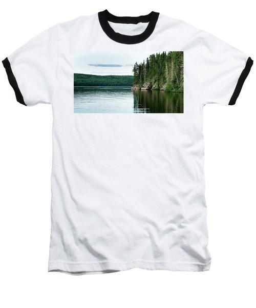 Red Lake Ontario Baseball T-Shirt