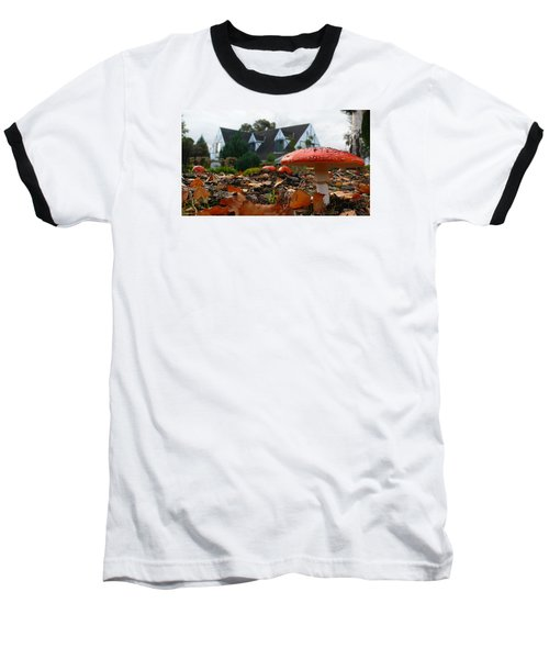 Red Riding Hood Baseball T-Shirt