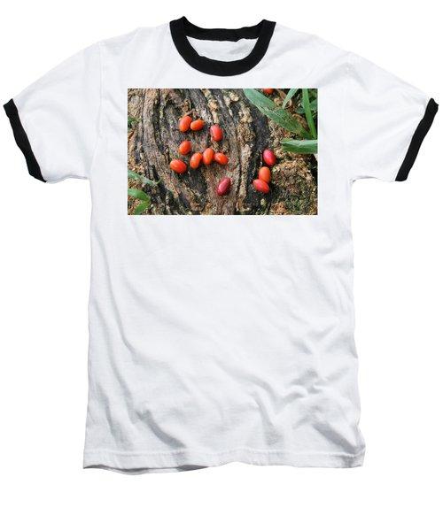 Red Seeds Baseball T-Shirt