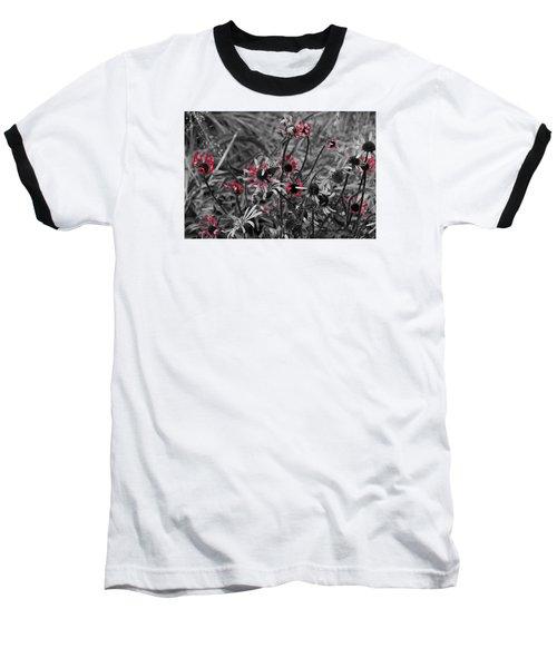 Red Streaks Baseball T-Shirt