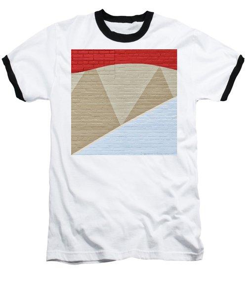 U-haul Art Baseball T-Shirt