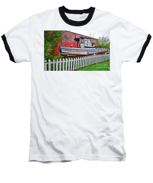 Redneck Dry Dock Baseball T-Shirt