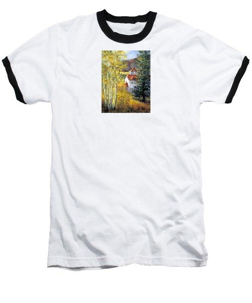 Redstone Inn Baseball T-Shirt