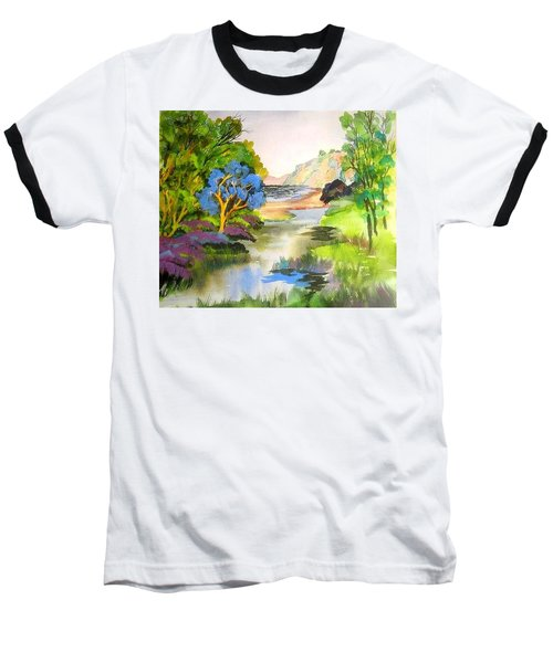 Redwood Creek  Baseball T-Shirt
