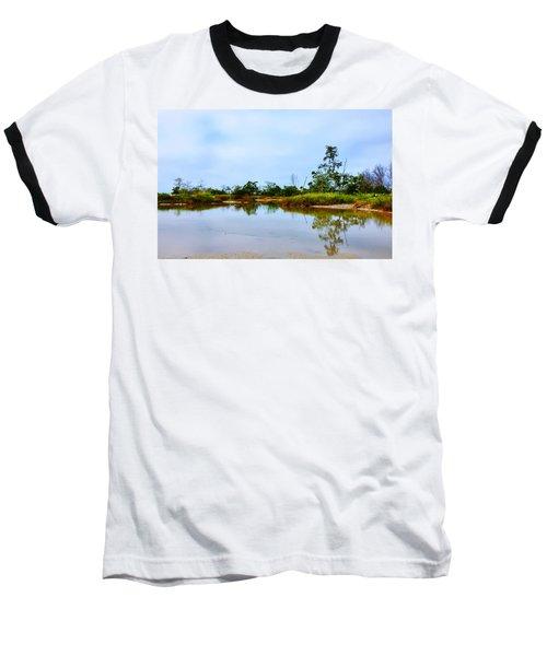 Englewood Beach Baseball T-Shirt