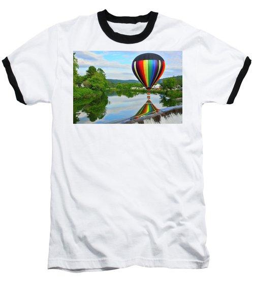 'reflecting' Baseball T-Shirt