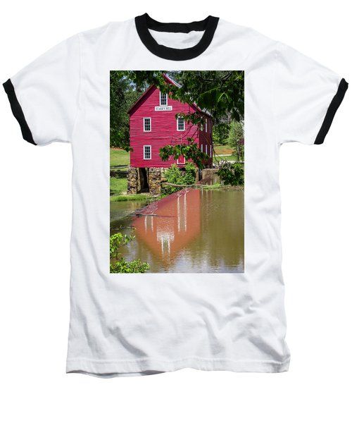 Starrs Mill Reflection Baseball T-Shirt