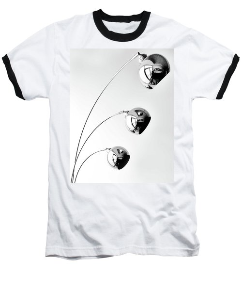 Reflection And Refraction 2 Baseball T-Shirt by Alex Galkin
