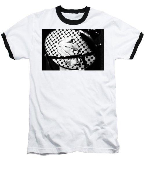 Reflection Of Towel In Mirror Baseball T-Shirt