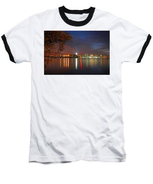 Reflections Of Madison Baseball T-Shirt