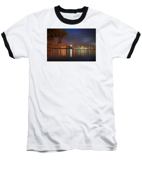 Reflections Of Madison Baseball T-Shirt