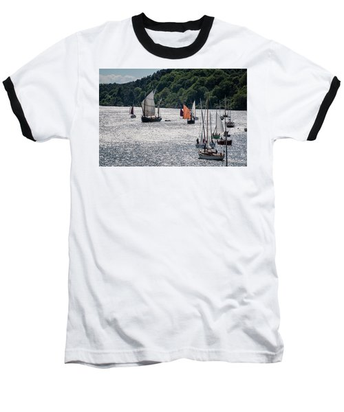 Regatta Time Baseball T-Shirt