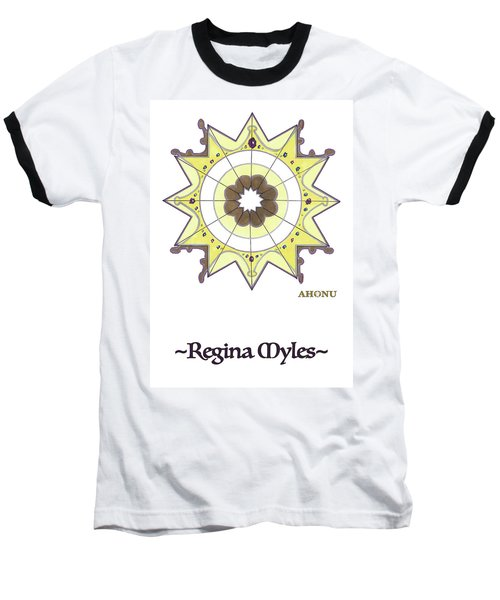 Regina Soul Portrait Baseball T-Shirt