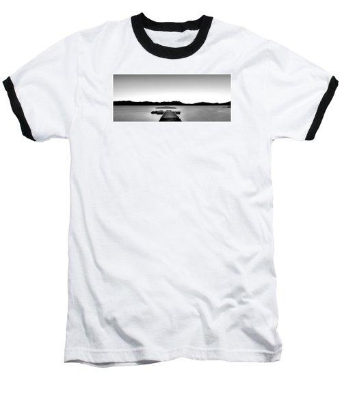 Baseball T-Shirt featuring the photograph Relax by Hayato Matsumoto