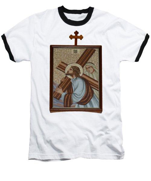 Religion  3 Baseball T-Shirt