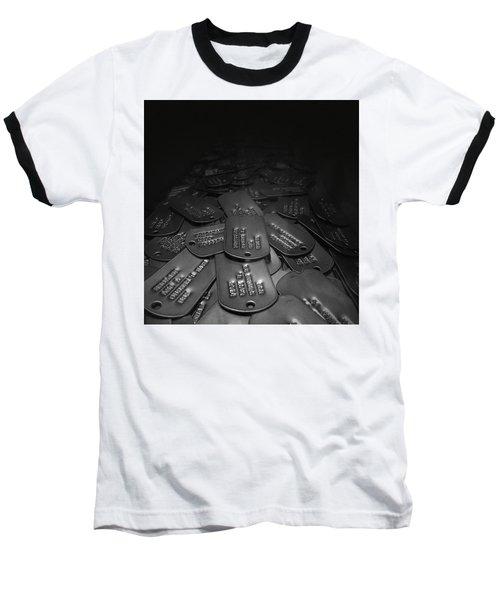Remember The Fallen Baseball T-Shirt