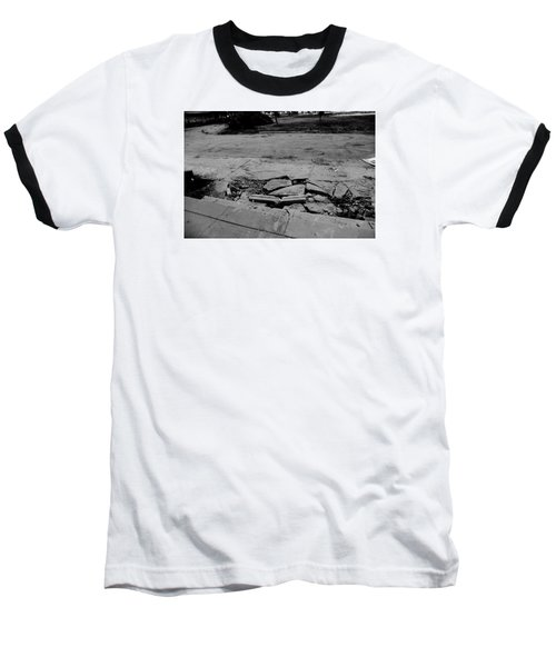 Remains Of The Day  Baseball T-Shirt