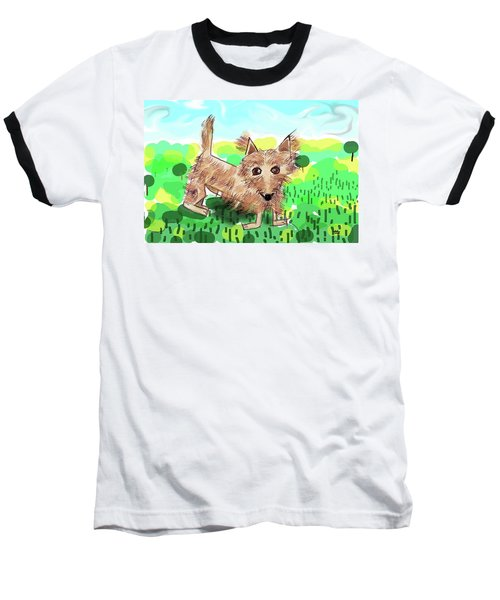 Remy, Laird Of The Cairn Baseball T-Shirt