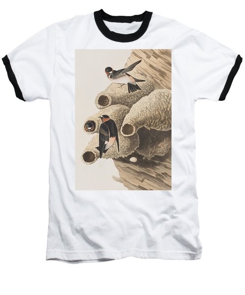 Republican Or Cliff Swallow Baseball T-Shirt