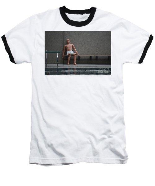 Rescue Dummy Baseball T-Shirt