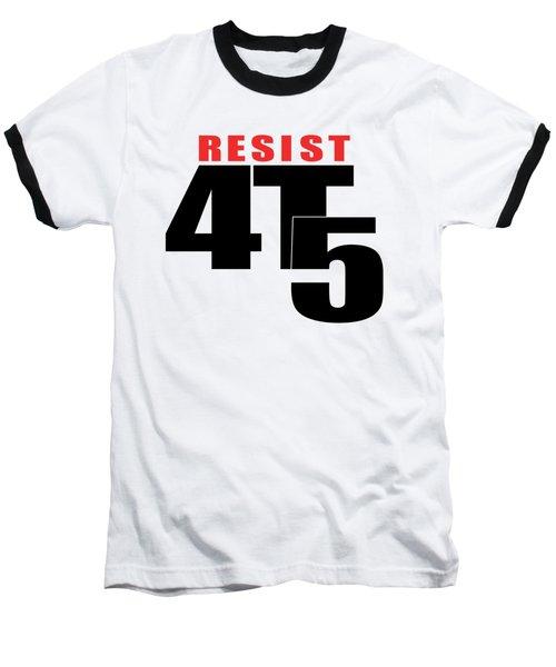 Resist #112 Baseball T-Shirt