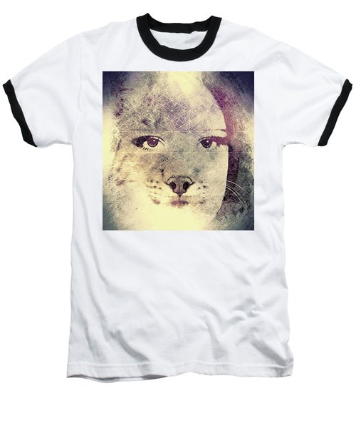 Resistance Of The Pussy Cat Baseball T-Shirt
