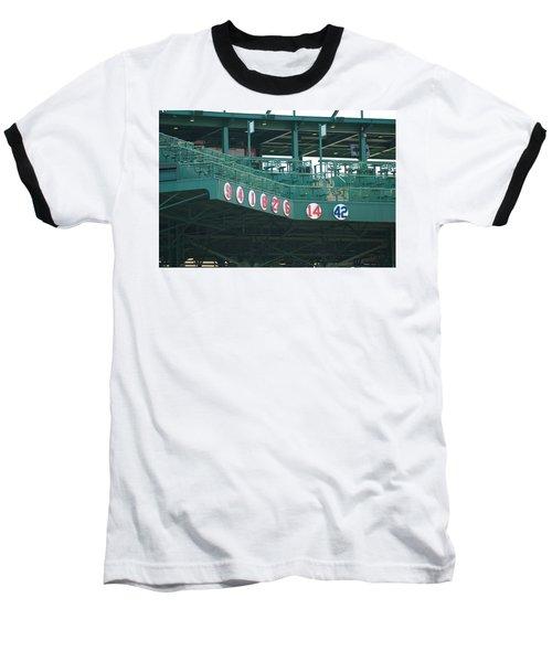 Retired Numbers Baseball T-Shirt