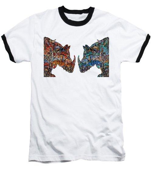 Rhino Love Organica Baseball T-Shirt