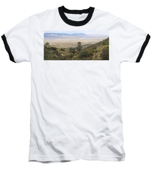 Ridge Route View Baseball T-Shirt