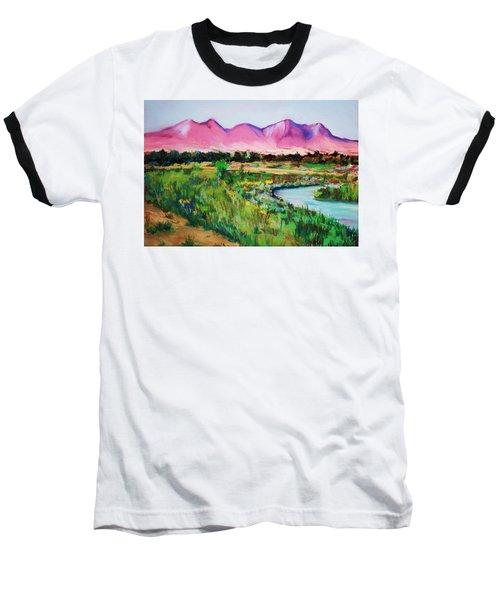 Rio On Country Club Baseball T-Shirt