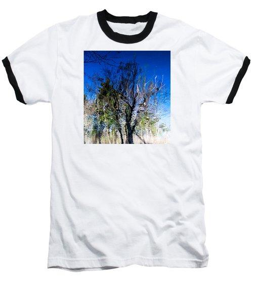 Rippled Reflection Baseball T-Shirt