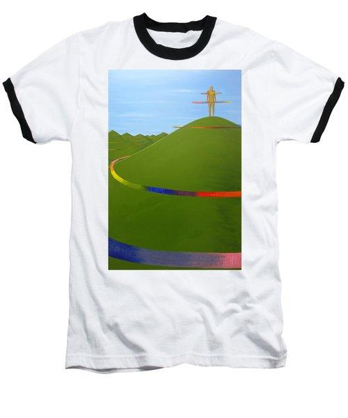 Ripples Of Life 1.4 Baseball T-Shirt