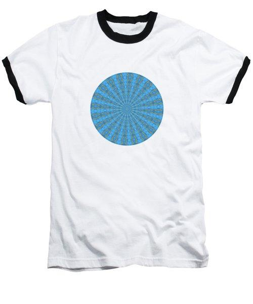 River Blue Baseball T-Shirt